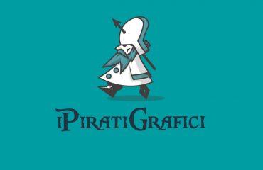 logo i Pirati Grafici