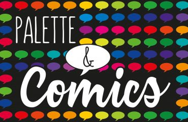 WEB&COMICS palette color_cover