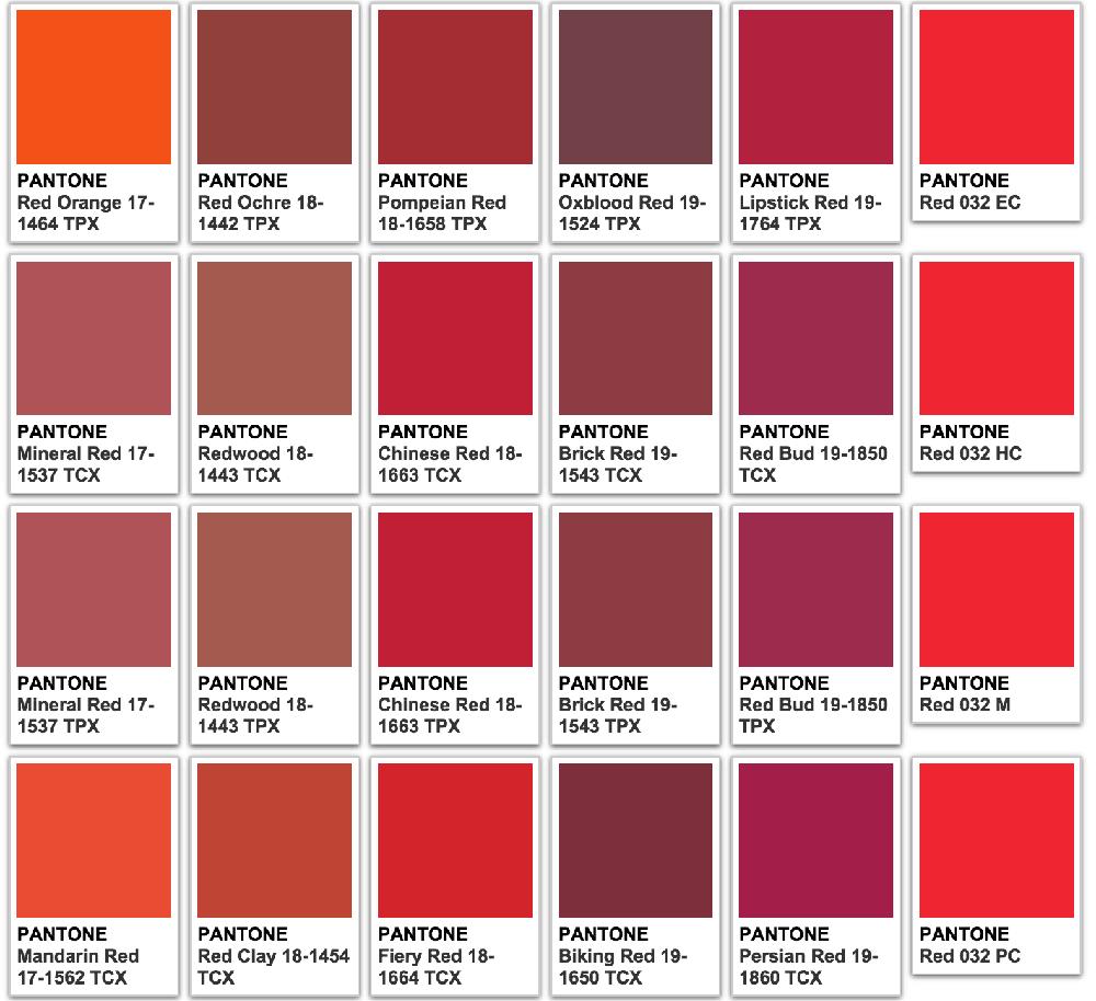 psicologia dei colori rosso