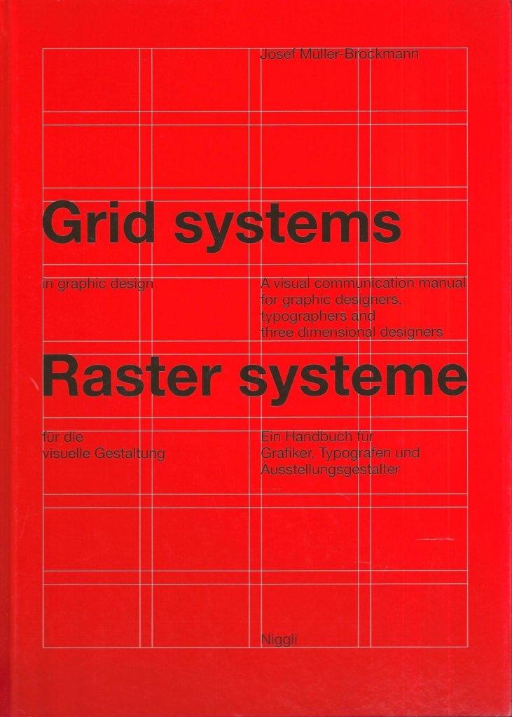 I libri dei designer – grid systems