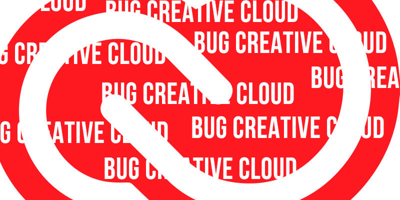 BUG-CREATIVE-CLOUD