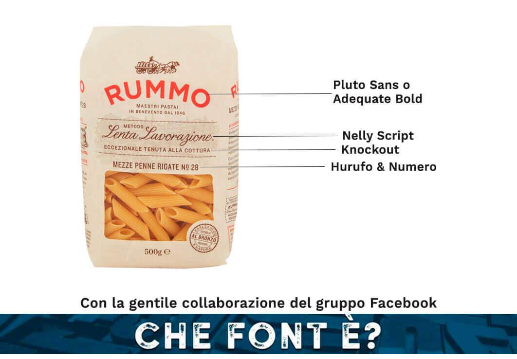 RUMMO_font