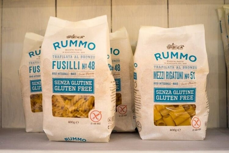 Rummo – gluten free