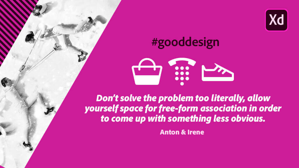 ux design- Anton e Irene