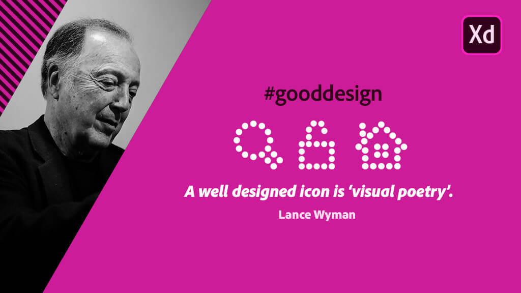 UX DESIGN – Lance Wyman
