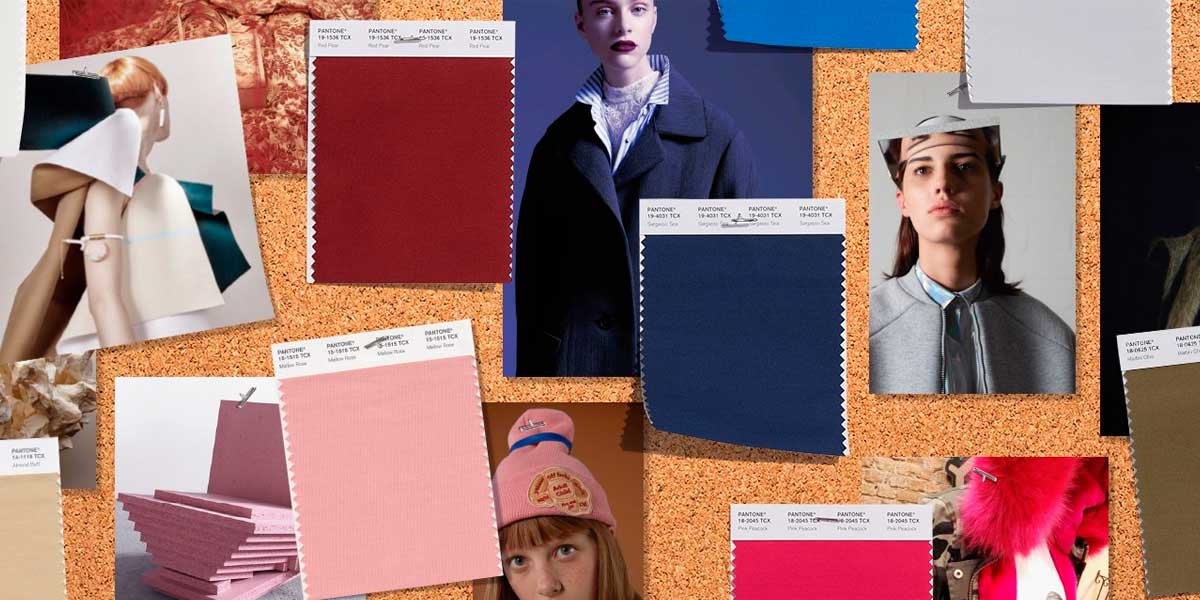 Pantone Fashion Color Trend Report