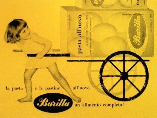 barilla – giallo
