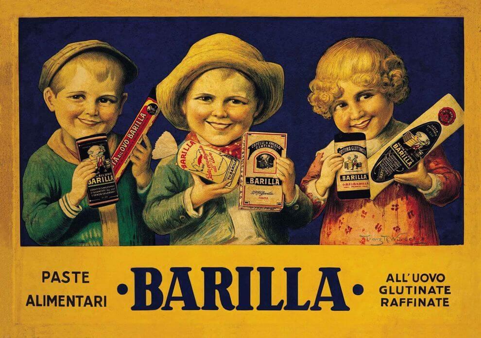 barilla – paste alimentari