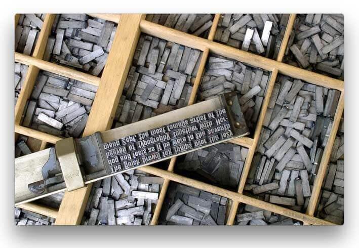 Caratteri mobili prima dei variable font e Opentype 1.8