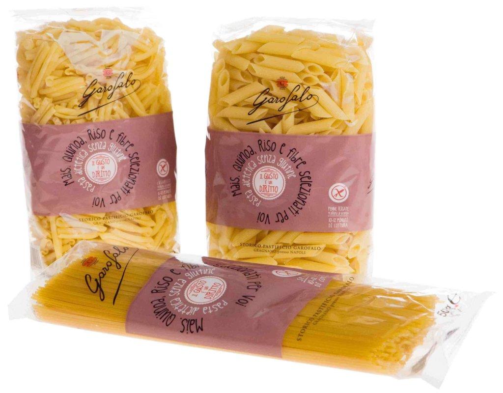pasta-senza glutine garofalo
