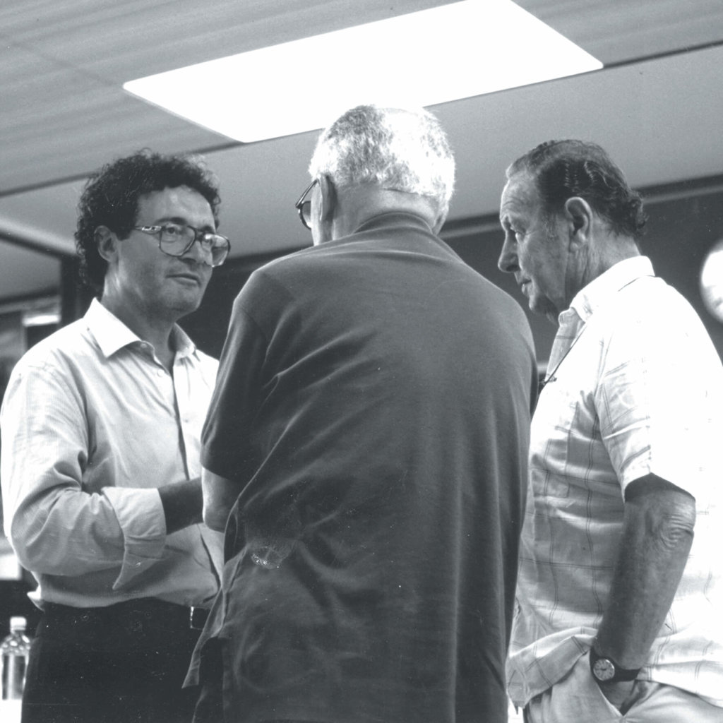 Armando et Paul Rand