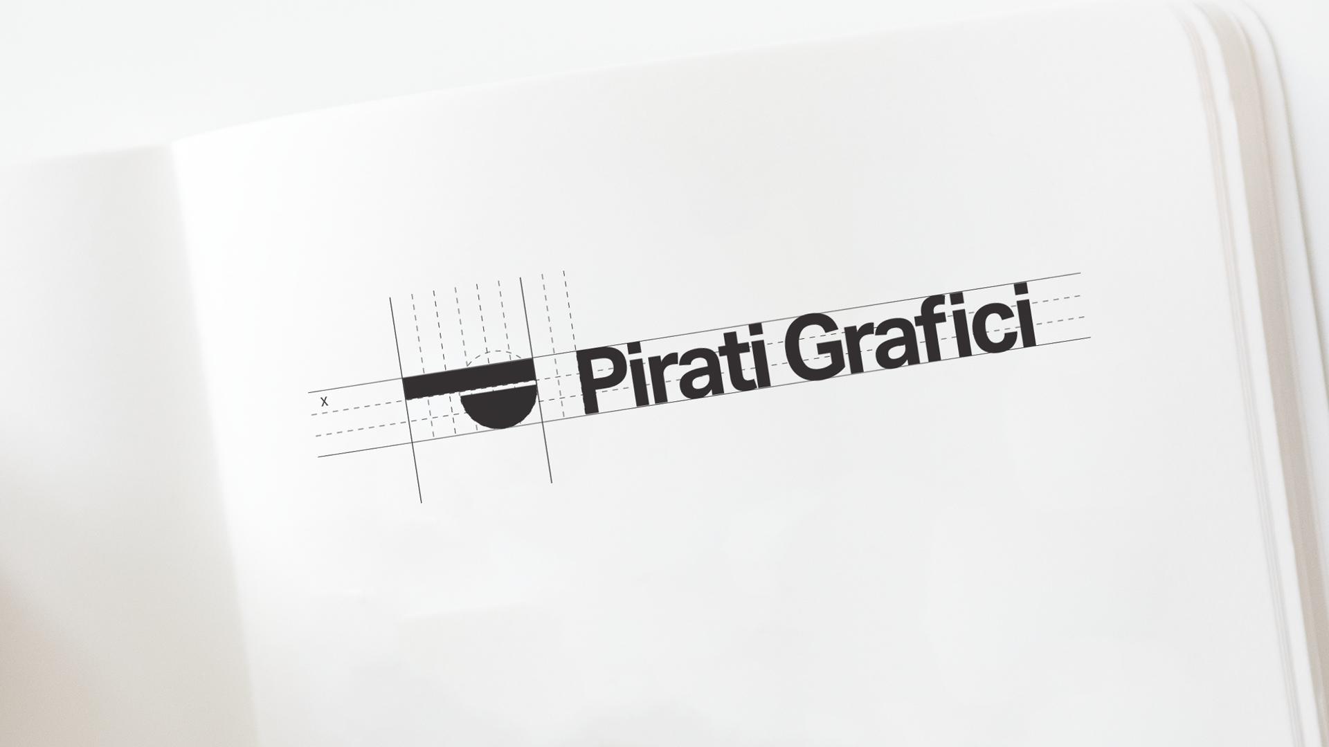logo pirati grafici