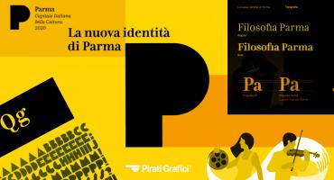 Parma 2020- nuovo logo - erik spiekermann