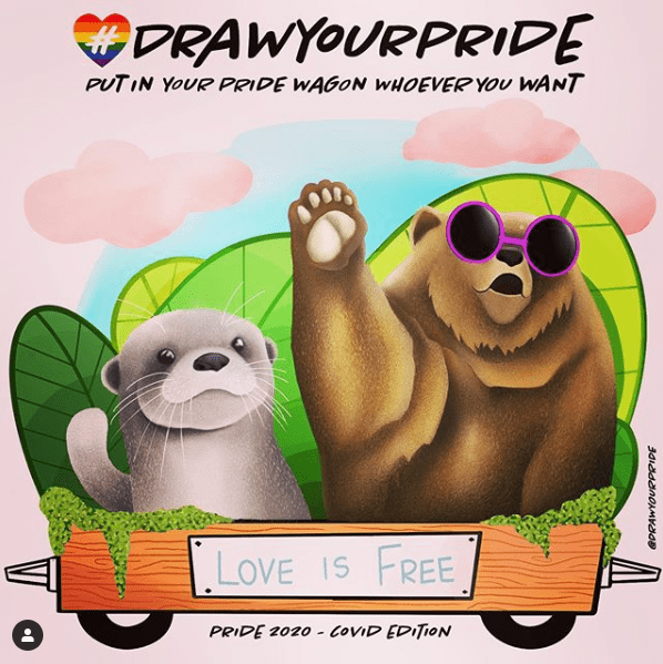 Draw Your Pride