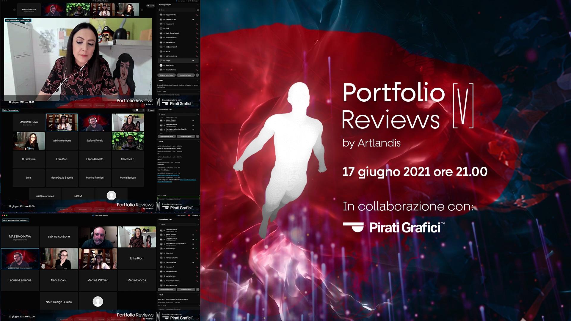 Portfolio Reviews V